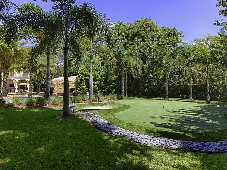 $5.45 Million Mansion In Pinecrest, FL