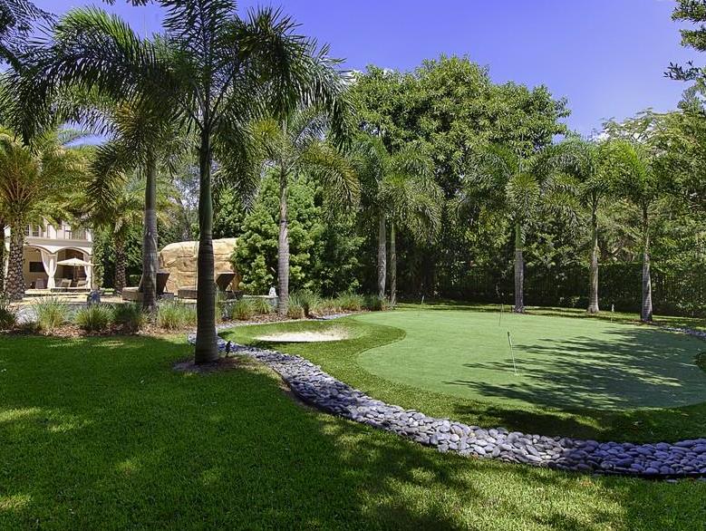 $5.45 Million Mansion In Pinecrest, FL
