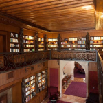 3-story Library