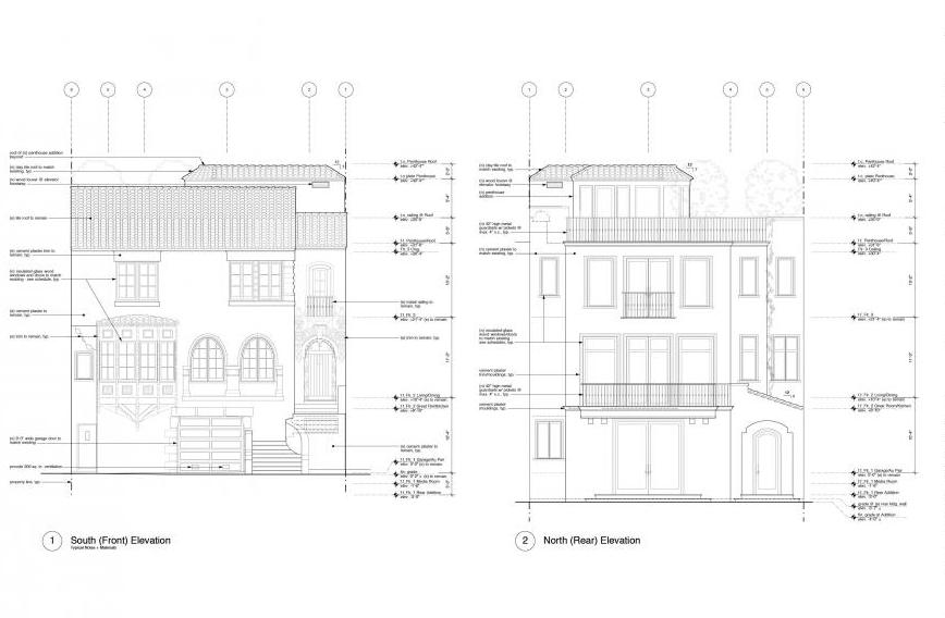 $15 Million Spanish Revival Home In San Francisco, CA