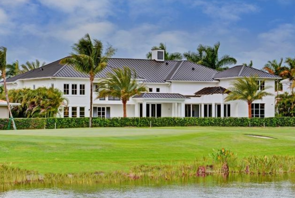 $4.995 Million Bahamian Style Newly Built Country Club Mansion In Boca Raton, FL