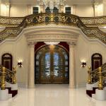 Foyer w/ $2 Million Staircase