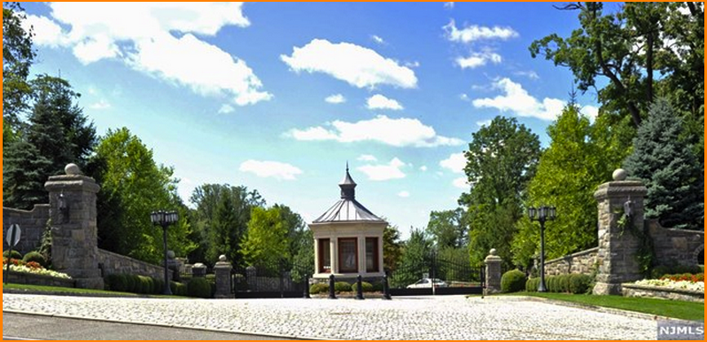 $15 Million 20,000+ Square Foot French Chateau To Be Built In Alpine, NJ