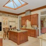 Gourmet Kitchen w/ Skylight