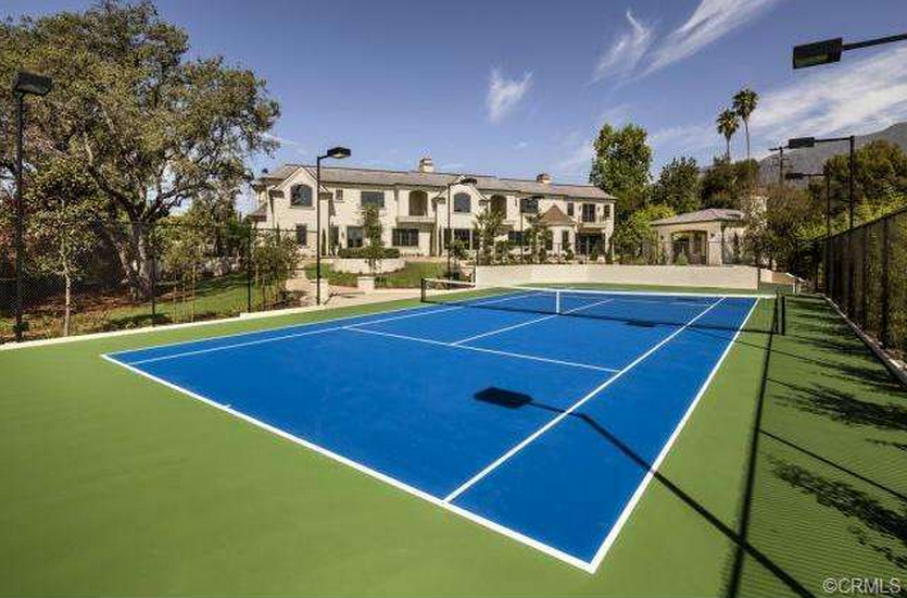 $11.8 Million 13,000 Square Foot Newly Built Mansion In Arcadia, CA
