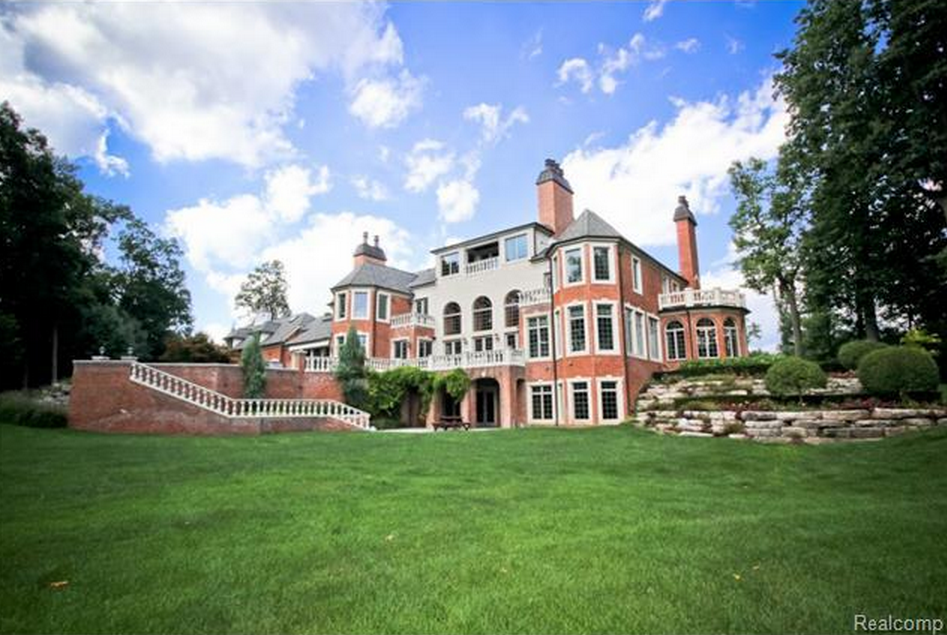 14 5 million newly listed 20 000 square foot mansion in