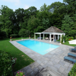 Swimming Pool w/ Pool House