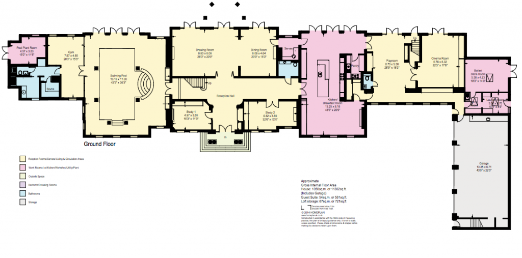 Million renovated 12 000 square foot mansion in for 12000 sq ft house plans