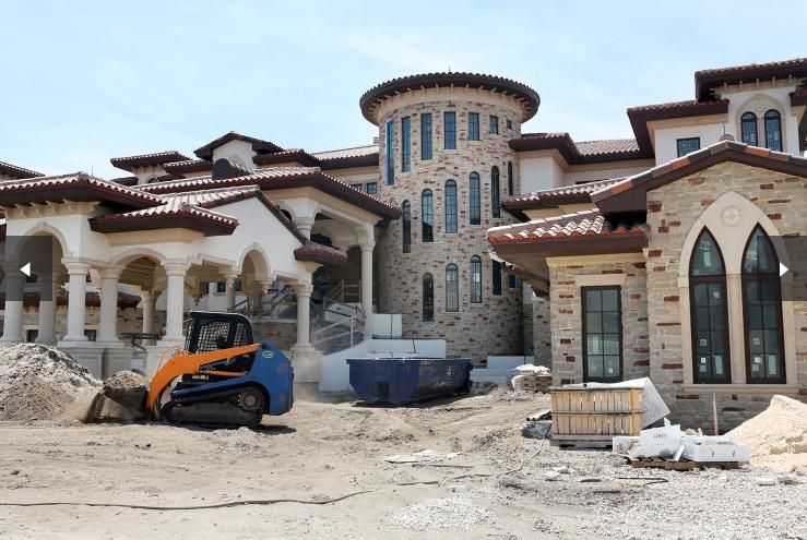 Baseball Star Ryan Howard's 34,000 Square Foot Florida Mega Mansion