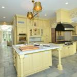 Gourmet Kitchen w/ Double Islands
