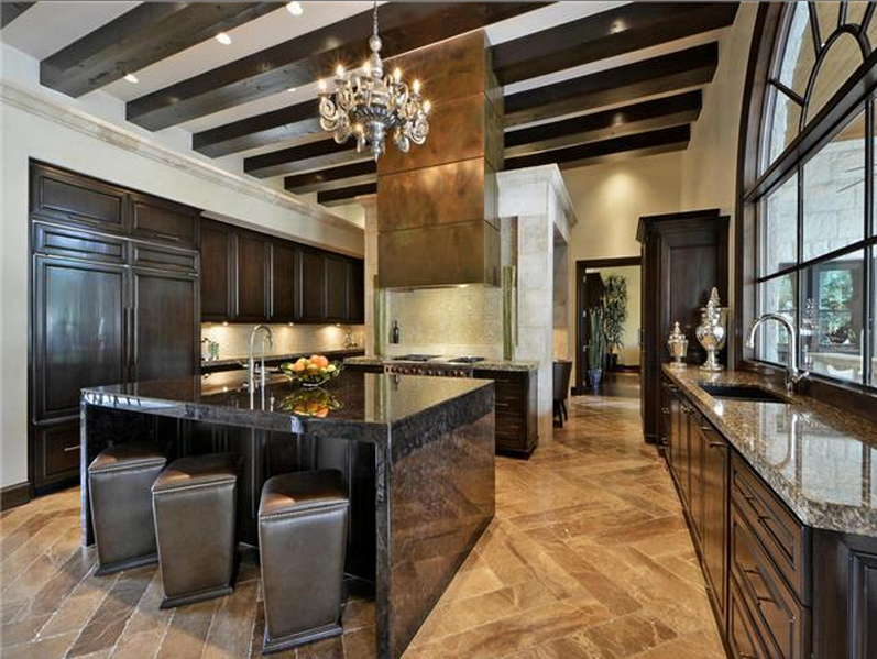 $4.5 Million Newly Listed Spanish Style Mansion In Austin, TX