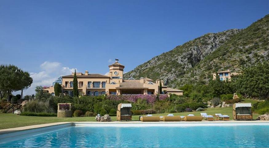 Finca Sagatario – A 3-Villa 35,000 Square Foot Estate In Marbella, Spain