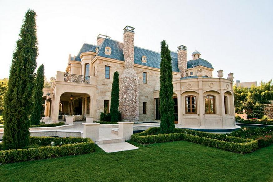 Bel air ca celebrity homes