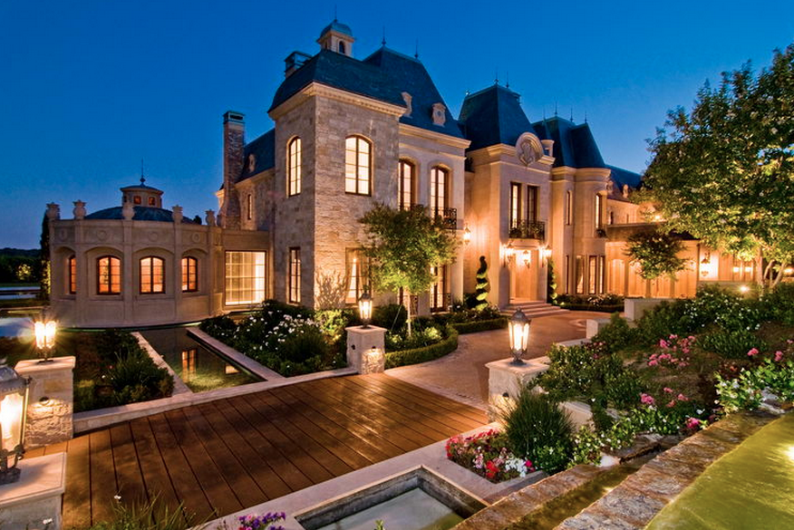 50 Million 27 000 Square Foot French Mega Mansion In Beverly Hills CA