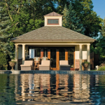 Pool w/ Pool House