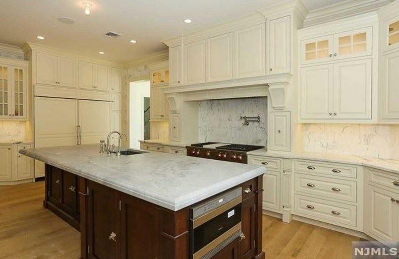 $4.998 Million Newly Built Stone & Cedar Shake Mansion In Demarest, NJ