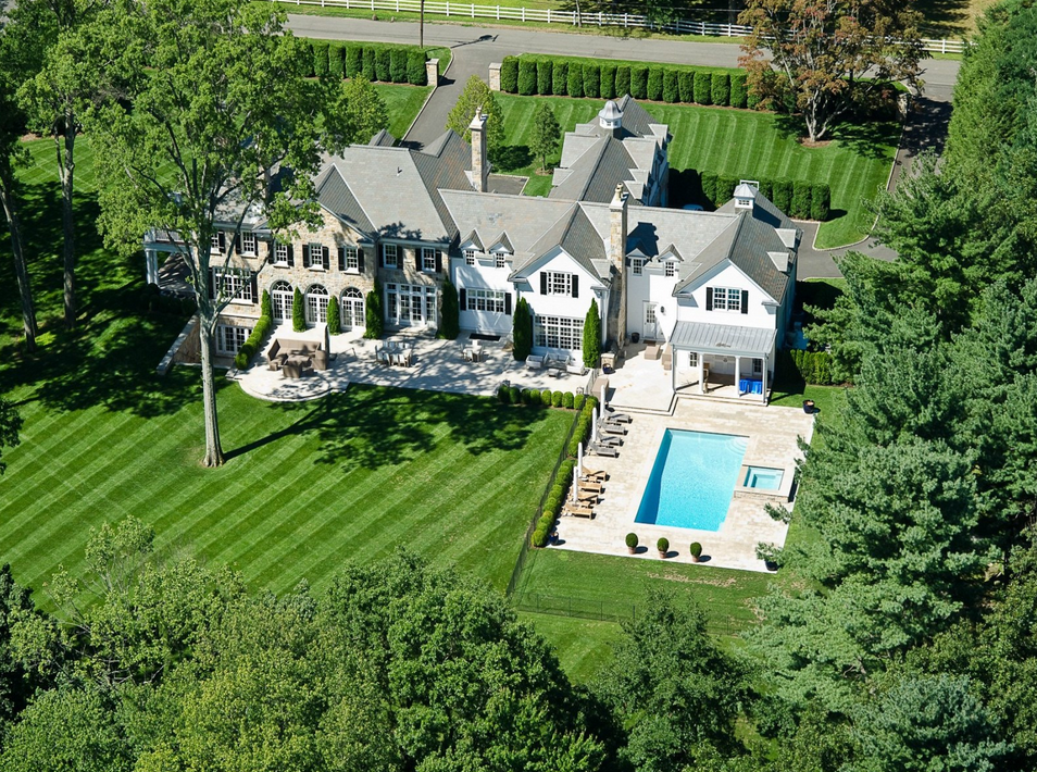 16 25 Million 15 000 Square Foot Georgian Colonial