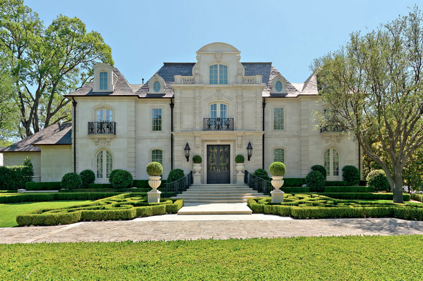 Richard Drummond Davis Architect Homes Of The Rich