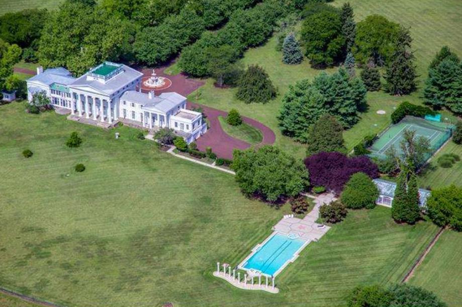 The Fatland Estate – A $8.9 Million Historic Estate In Phoenixville, PA