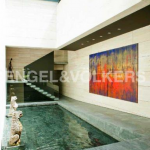 Indoor Water Feature