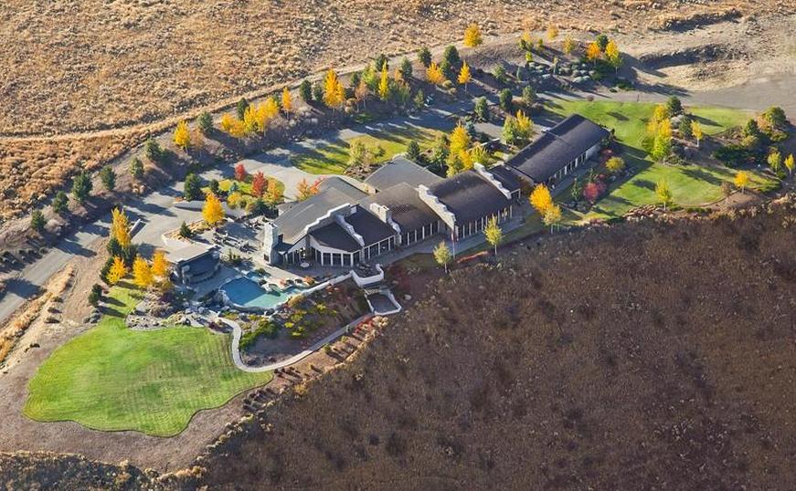 $12.5 Million 155 Acre Estate In Ellensburg, WA