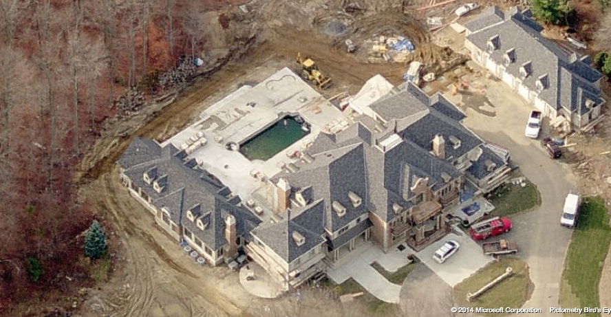 $5.8 Million 13,000 Square Foot Newly Listed Mansion In Mount Laurel, NJ