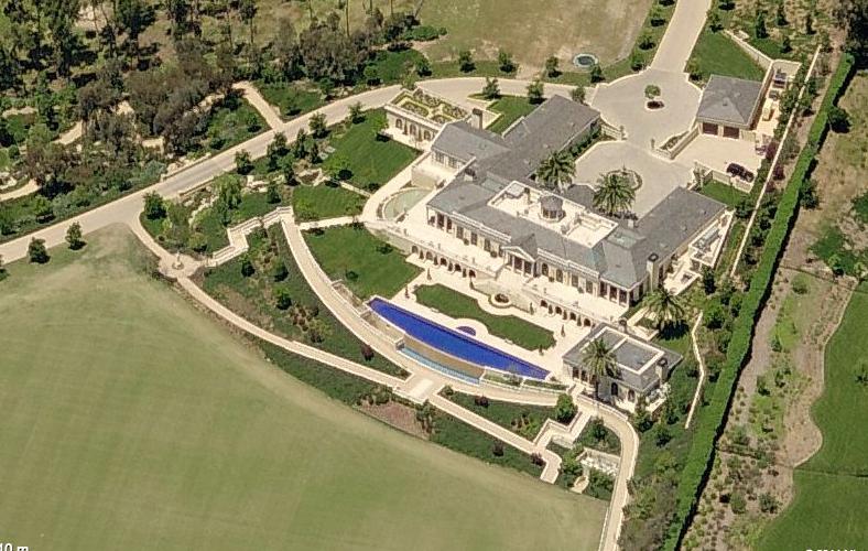 The Polo Estate Of Montecito – $250,000/Month