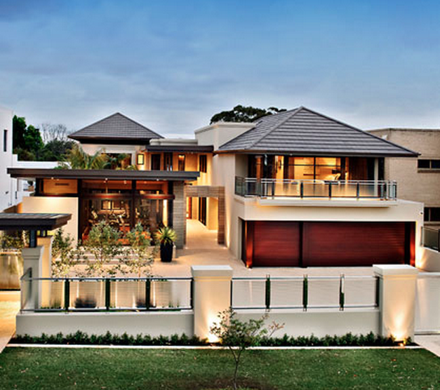 New Home Designs Latest Modern Homes Ultra Modern: Homes Of The Rich