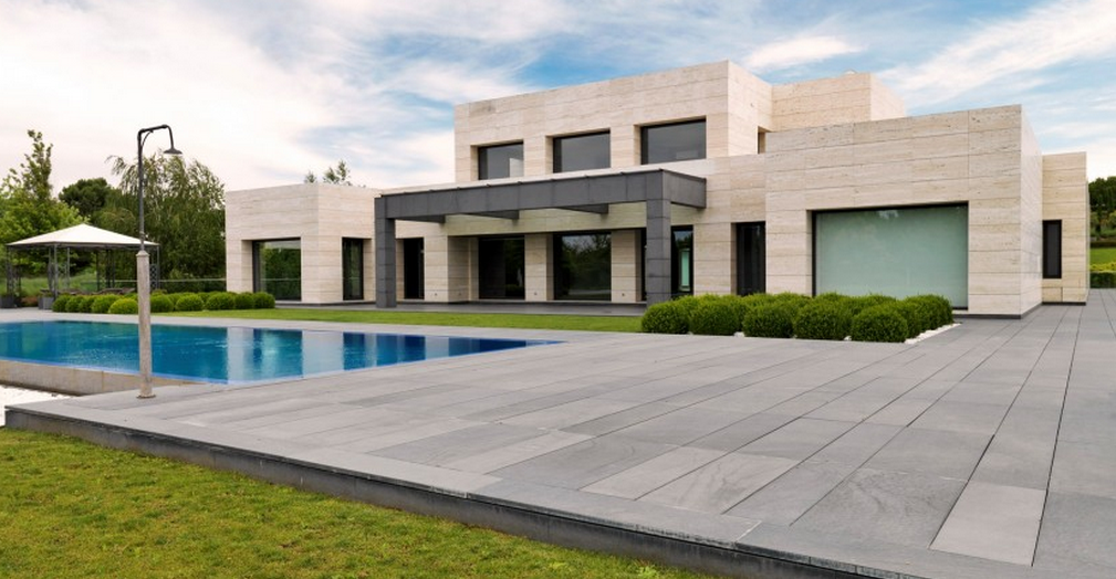 20 000 Square Foot Newly Built Contemporary Mansion In
