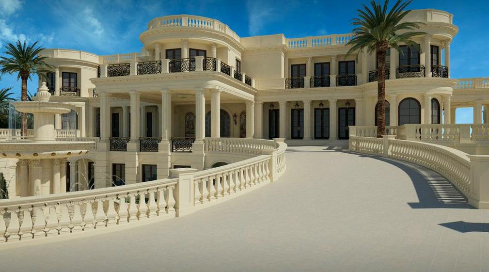 Le Palais Royal – A $139 Million 60,000 Square Foot Mega Mansion In Hillsboro Beach, FL