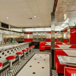 1950's Style Diner