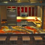 2nd Gourmet Kitchen