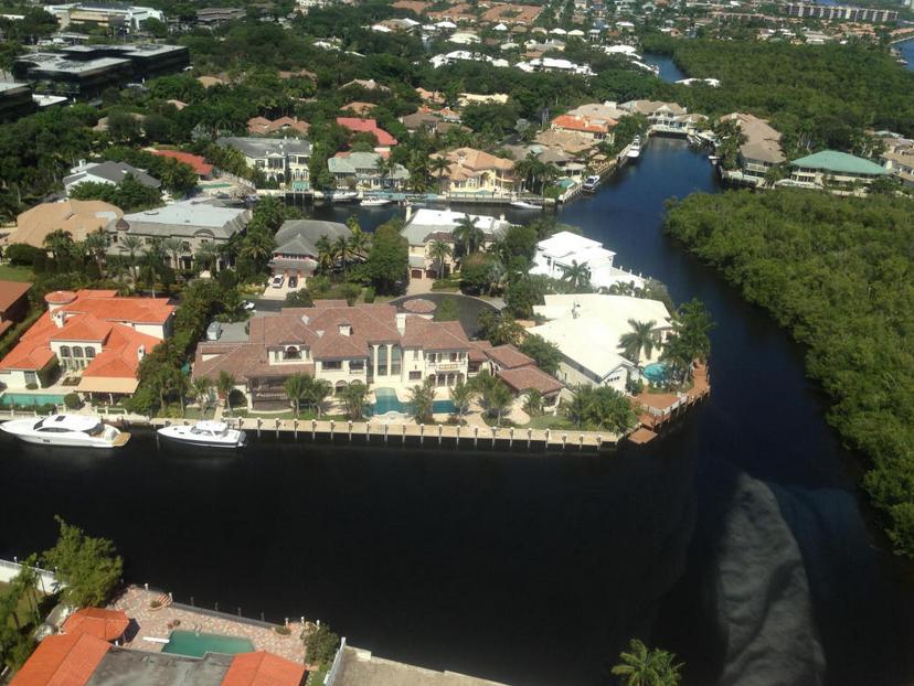 $15.5 Million Newly Built Waterfront Mediterranean Mansion In Boca Raton, FL