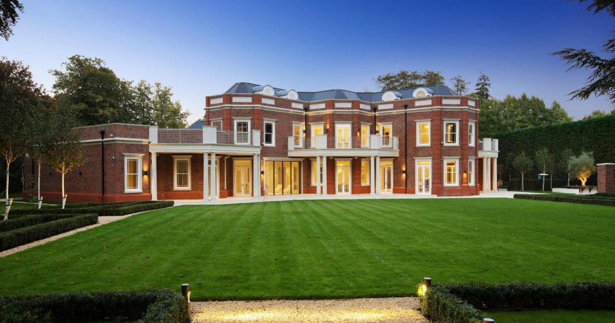 More Pics Of Queen Anne House In Oxshott England Homes