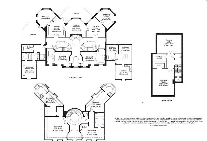 queen anne home plans more pics of house in oxshott homes 21393