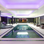 Indoor Swimming Pool w/ Spa