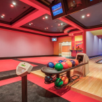 2-lane Bowling Alley/Arcade