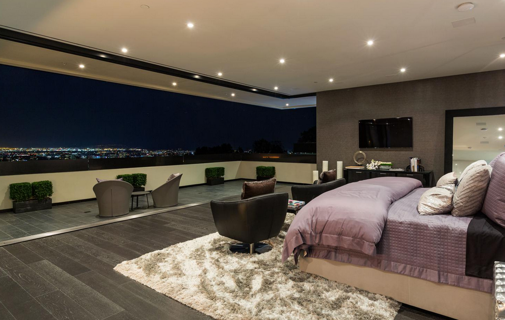 55 Million Newly Built 14000 Square Foot Modern Mansion In Bel Air CA