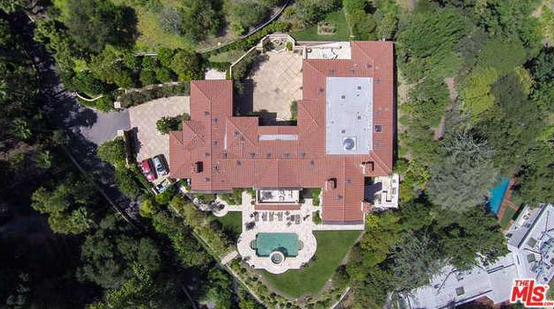 $19 Million 19,500 Square Foot Tuscan Mansion In Los Angeles, CA