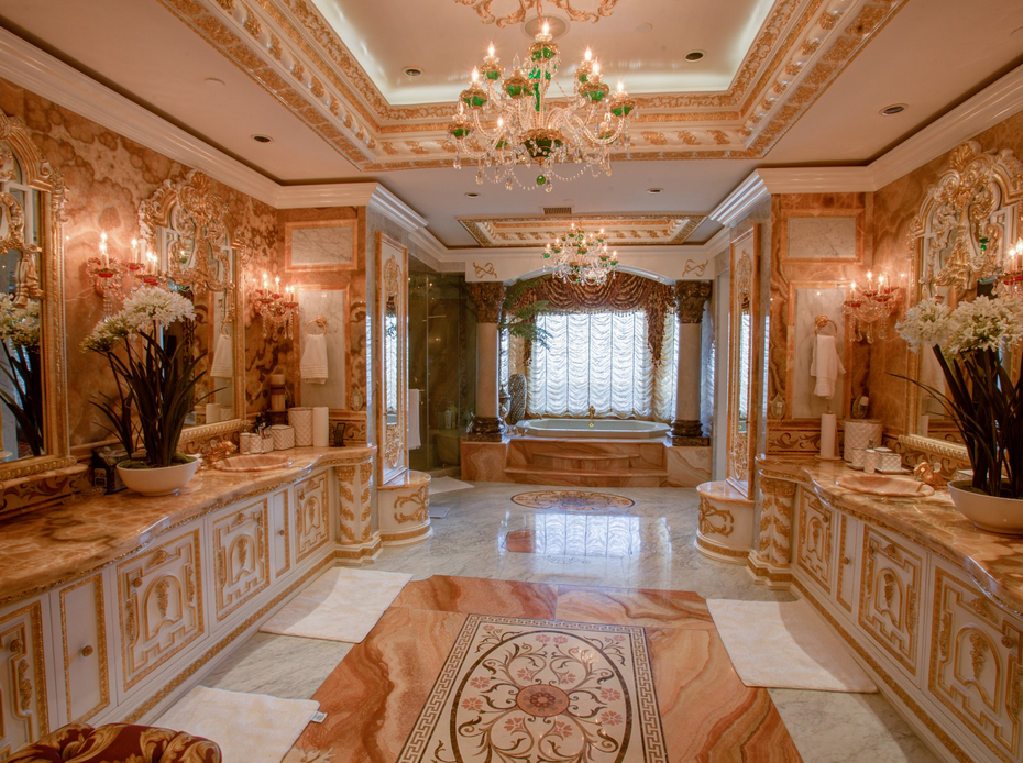 30 000 Square Foot Opulent Mega Mansion In Bradbury Ca Re