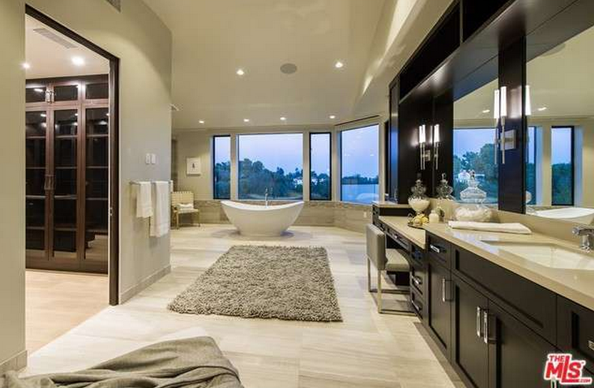 18 Million Newly Built Contemporary Mansion In Los Angeles Ca Homes