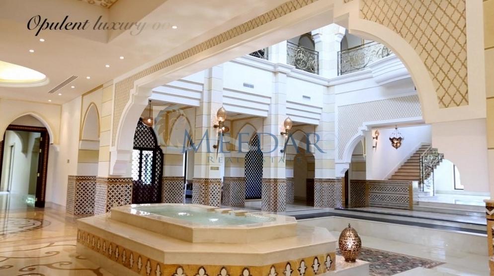 27 Million 41 000 Square Foot Mega Mansion In Dubai Uae