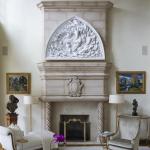 2-story Formal Living Room