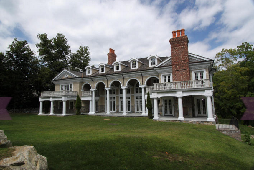 15,000 Square Foot English Manor In Greenwich, CT Re-Listed