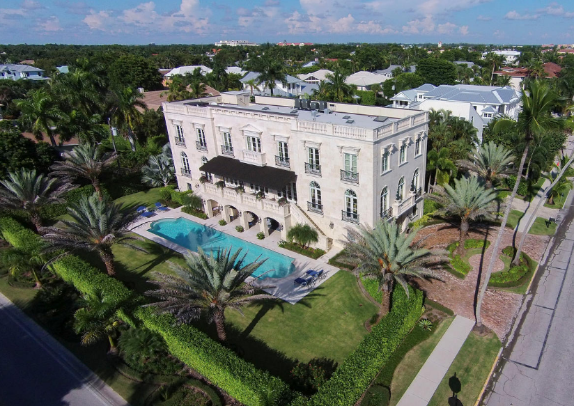 $8.35 Million French Colonial Home In Naples, FL