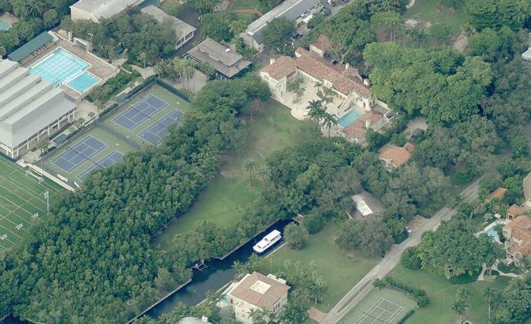 La Brisa – A $65 Million Historic Oceanfront Estate In Coconut Grove, FL