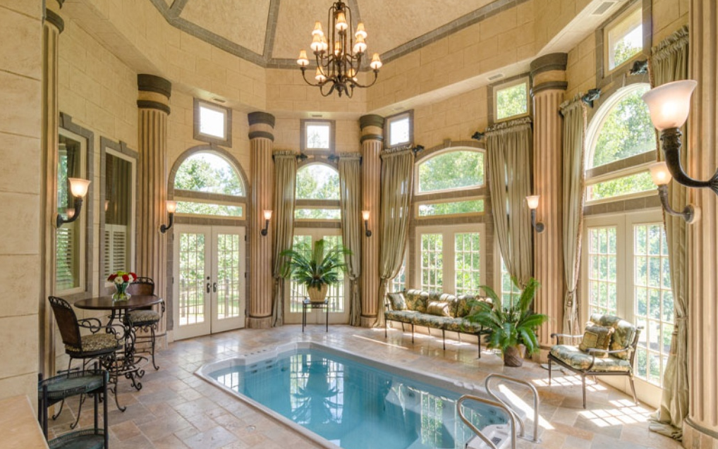 14 000 Square Foot Mansion In Braselton Ga Homes Of The