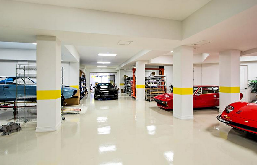 20 Car Garage With House For Sale In Ny: Marco Island Mediterranean Mansion With 20-Car Garage Re
