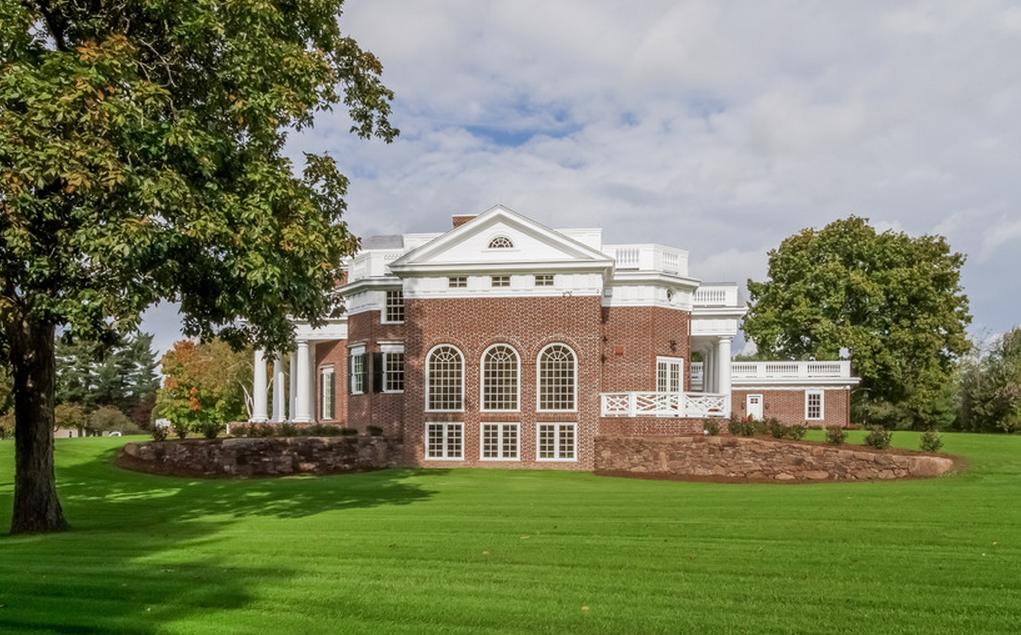 Friendly's Co-Founder S. Prestley Blake's Monticello Replica Estate