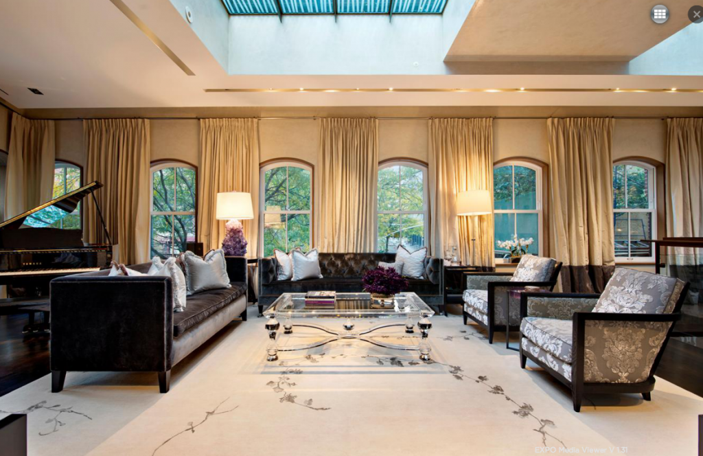 48 Million Townhouse In Tribeca Homes Of The Rich The